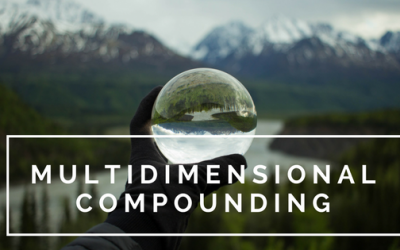 Multidimensional compounding